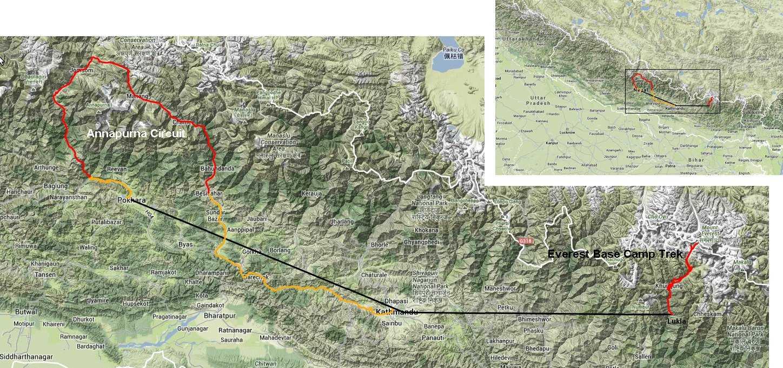 nepal travel guide pdf download